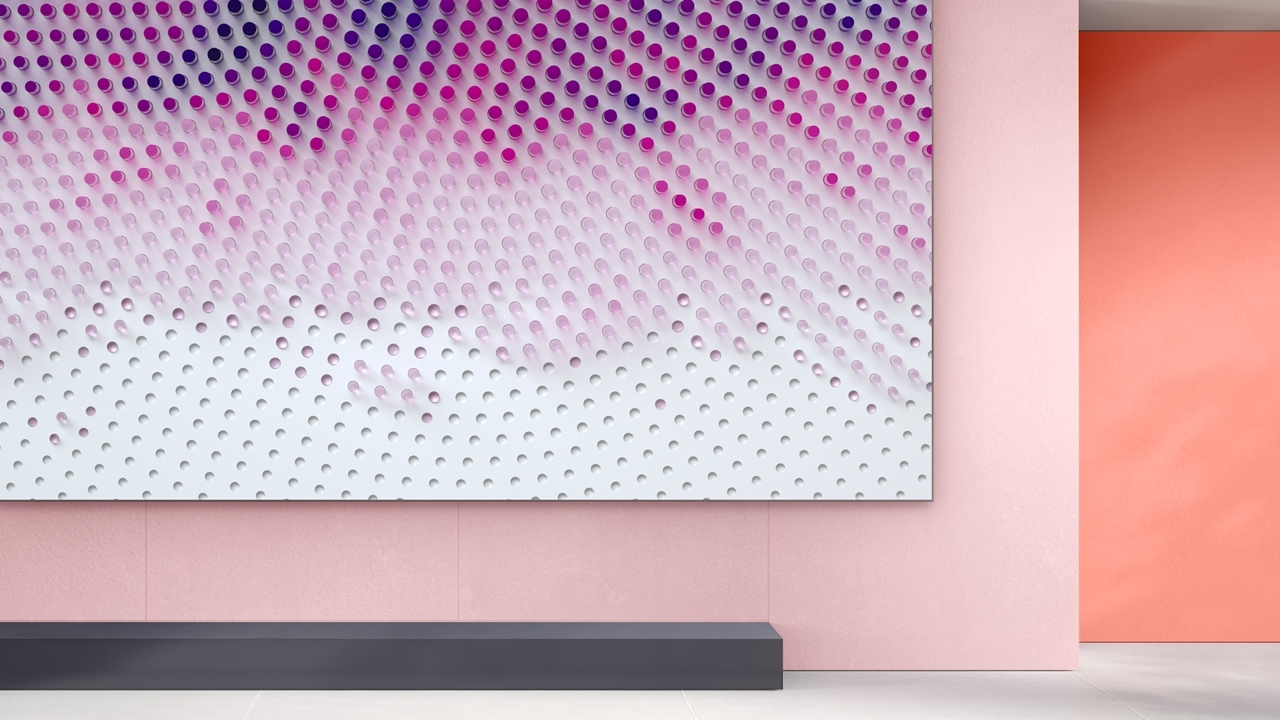 Samsung ambient the Wall rods01