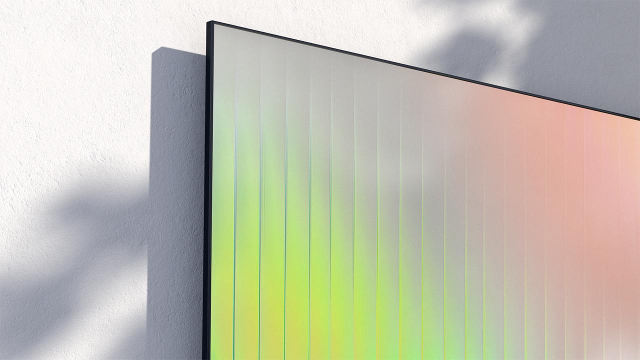 Samsung ambient window header